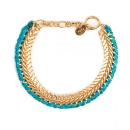 bracelet-lezard-turquoise