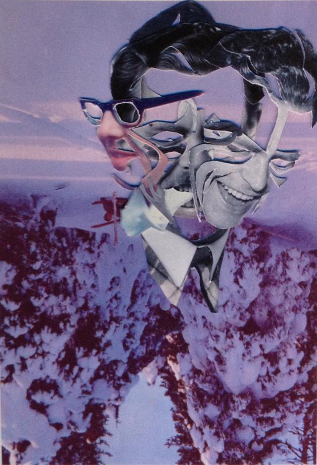 Un collage de Karen Segall