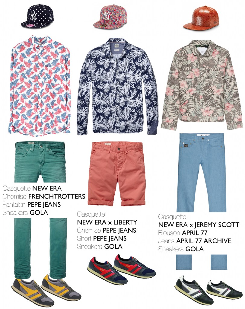 trotters april 77 april 77 archive new ra liberty new era jeremy scott menswear 2014
