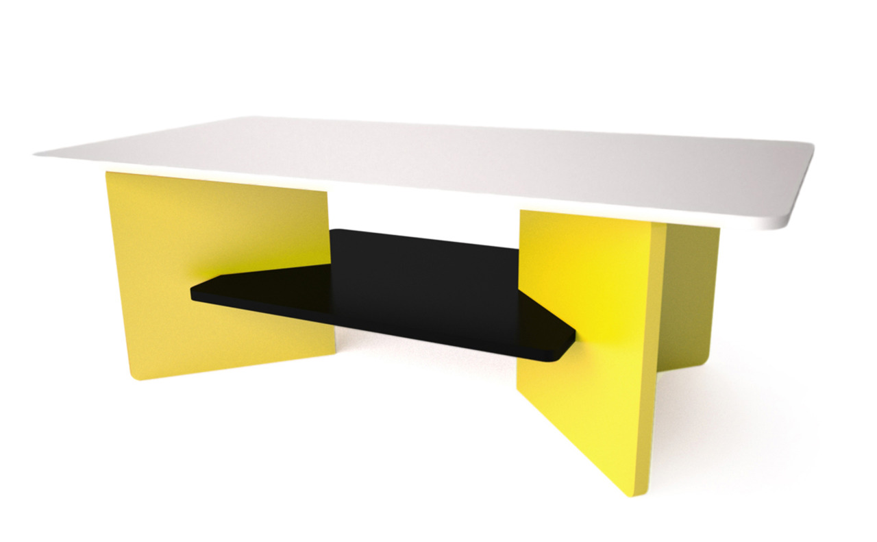 table-design-yellow-alain-marzat