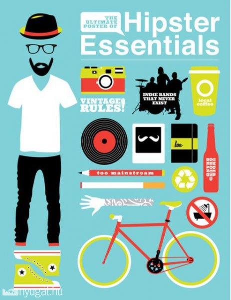 hipster-the-ultimate-poster