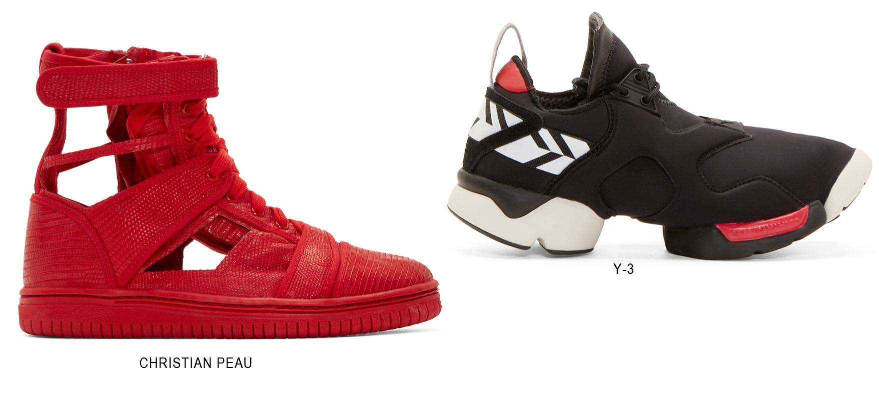 christian-peau-y3-sneakers