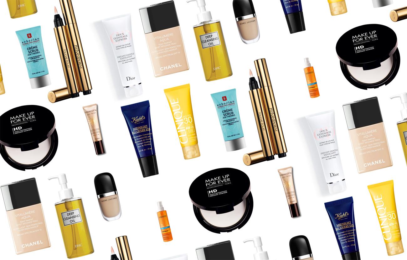 erborian-scrub-skin-care-beauty-cosmetics-illustration-collage-pattern