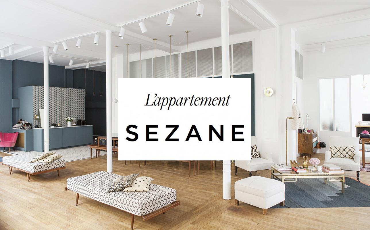 s zane l appartement juste magazine. Black Bedroom Furniture Sets. Home Design Ideas