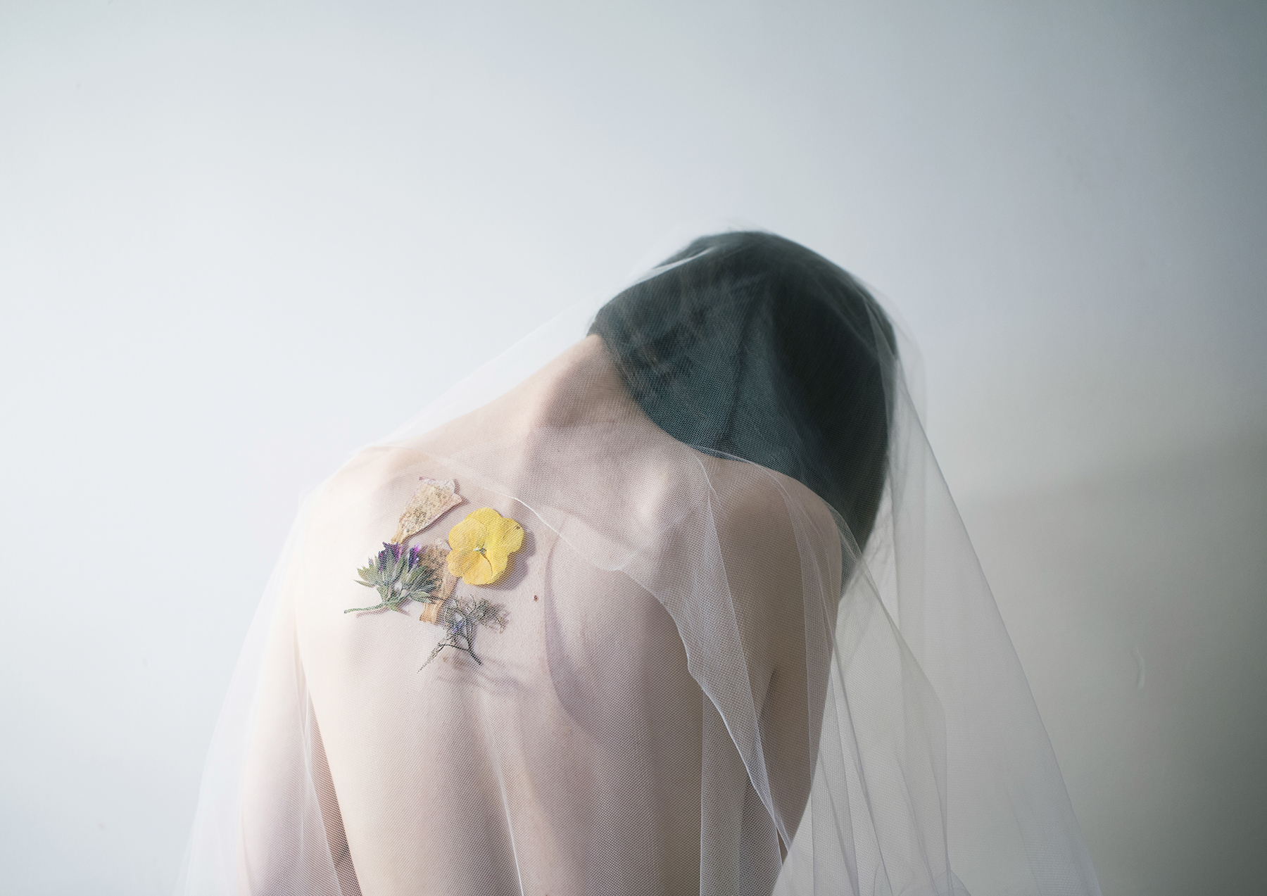 Japanese Photographer,Yurina NIIHARA,Hidemi YOKOYA,Lisa ARAI,art,art picture,mode,nude,nu,fashion nude,fashion ero,flowers,Do you wanna be mu flower?,Paris