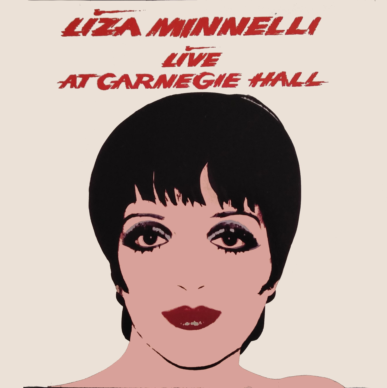 warhol-lizminnelli-liveatcarnegie-hall1981