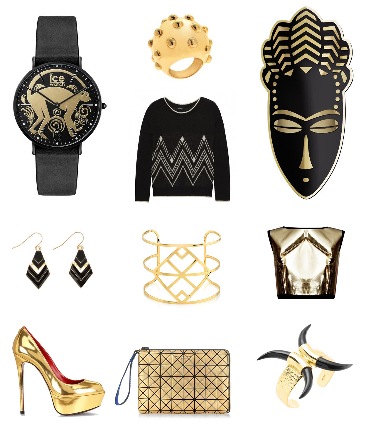 jungle-africa-safari-mode-fashion-gold-winter-graphic-etnic-african