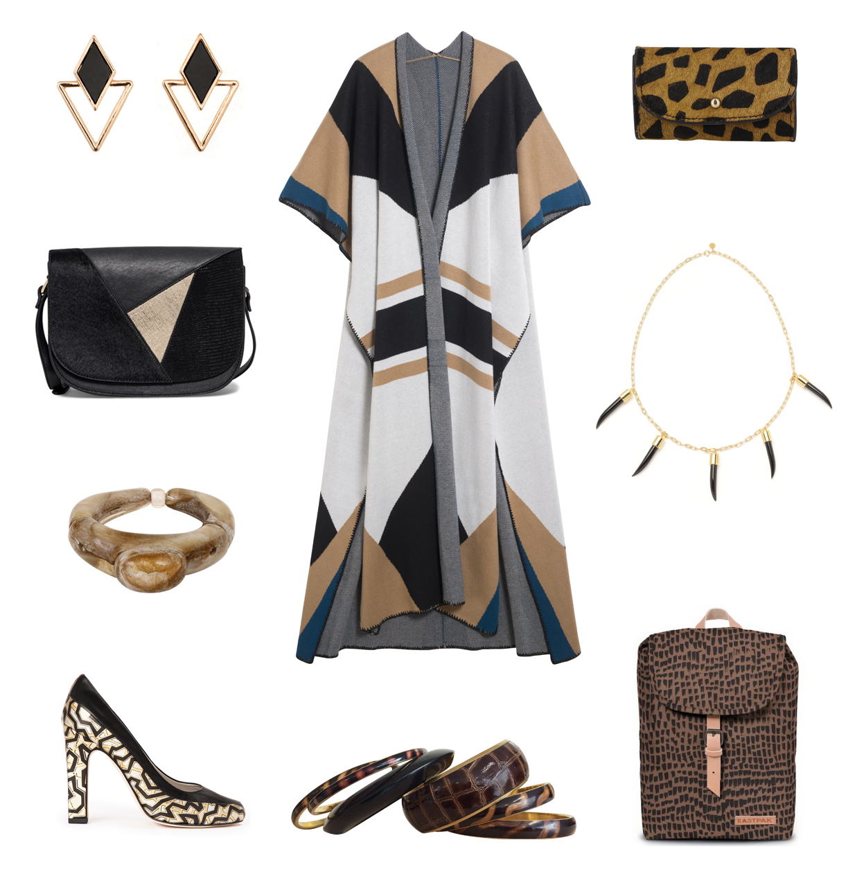 safari-mode-fashion-gold-winter-graphic-etnic-african