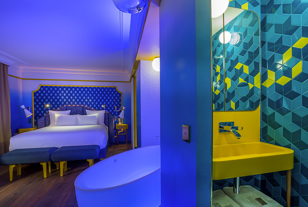 SUITE BLUE SUNSHINE 4 - IDOL HOTEL - PARIS 8