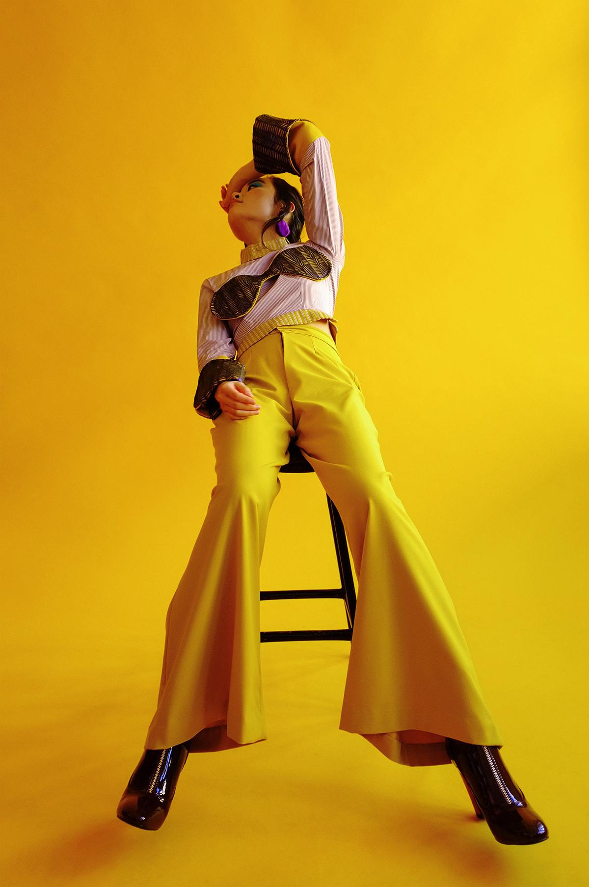 asian model fashion model